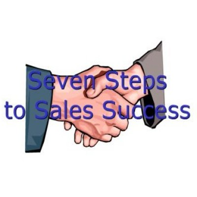 Group logo of Seven Steps to Sales Success